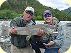 Fly fishing Chile and Argentina